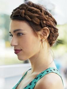 halo braids