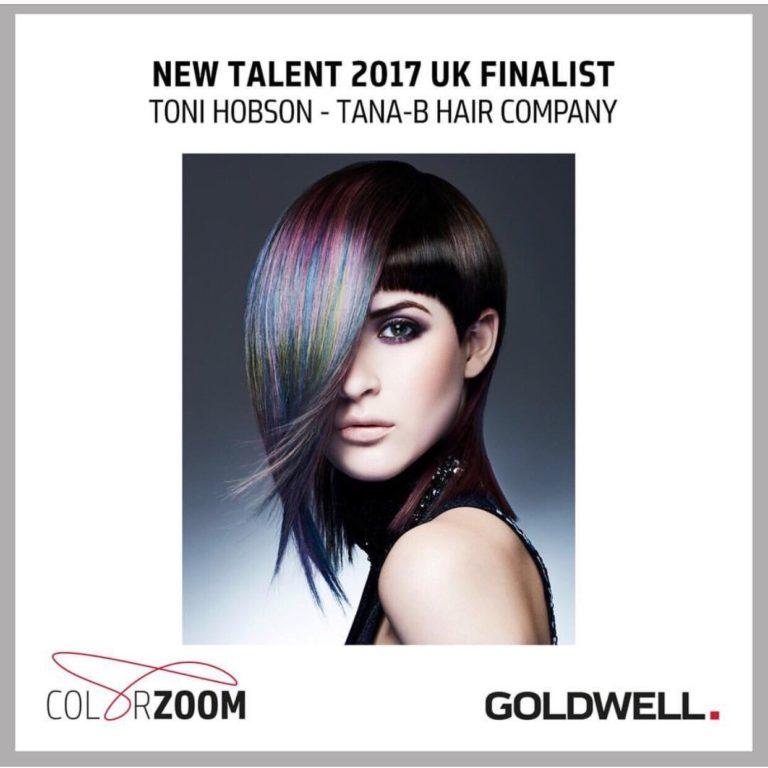 Goldwell 2017 Finalist