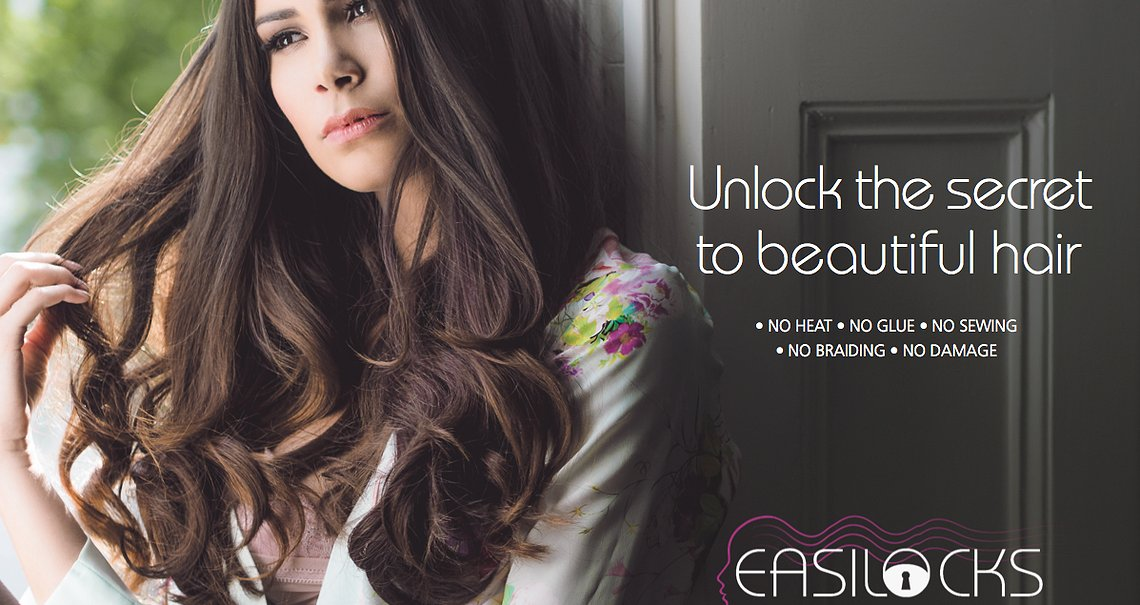 Easilocks Hair Extensions Tana B
