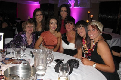 English Hair and Beauty Awards TANA-B