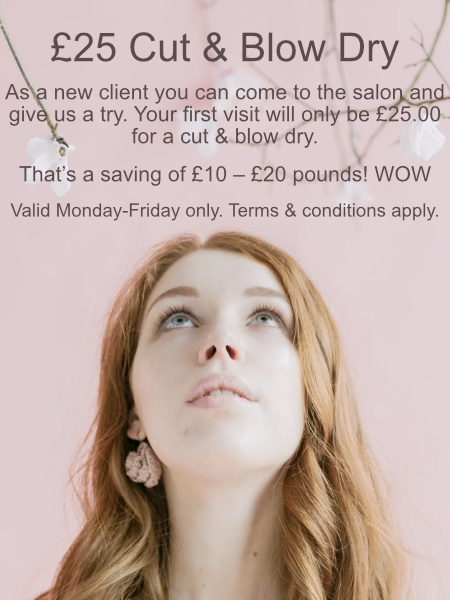 TANA-B Cut and Blow Dry Discount