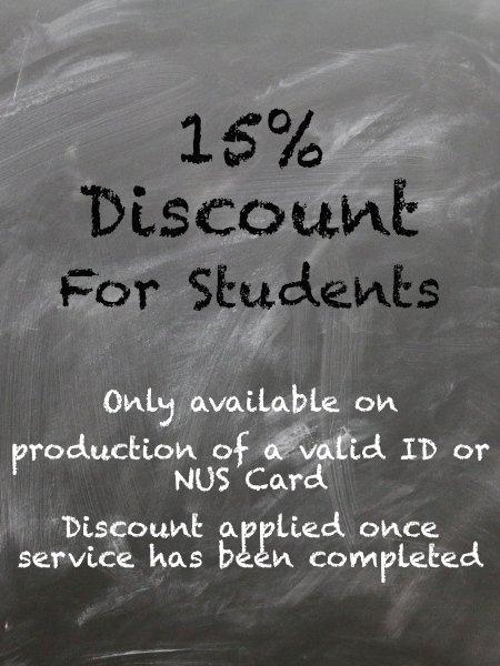TANA-B Student Discount
